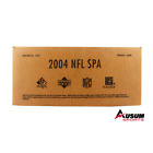 2004 Upper Deck SP Authentic Football Sealed Hobby [12 Box] Case AUSUMSPORTS