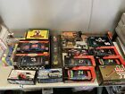 Lot Of 18 Sealed 1 18  1 24 Scale Die Cast Nascar And Racing Cars