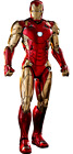 Iron Man Mark 46 Concept Art Marvel Movie Masterpiece Diecast 1 6 Scale Hot Toys