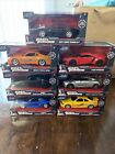 Fast  Furious 7 Cars Brians Toyota Supra Brians Gtrs Doms Challenger