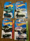 4 Hot Wheels 2013 2City1Race 1Workshop Rare GasserCar All New On Card
