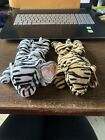 Blizzard The Tiger And Stripes The Tiger - TY Beanie Babies - Swing Tag Errors