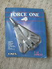 1987 Ertl Force One US Navy F 14 Tomcat Diecast Fighter Jet NIP