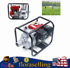 3 75HP Water Semi Trash Pump 299 Inlet  Outlet High Pressure for Irrigation