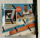 2019-20 Panini Clearly Donruss Basketball Hobby Box - Factory Sealed!