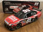 Carl Edwards 2008 Sharpie 500 Bristol WIN CUSTOM 1 24 NASCAR DIECAST AUTOGRAPHED