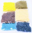 Delica Seed Beads 11 0 Lot of 6 A25