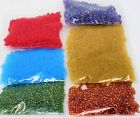Delica Seed Beads 11 0 Lot of 6 A28