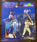 MARK GRACE Rare 1998 Wrigley Field Game Day Starting Lineup SLU Chicago Cubs