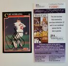 Curt Schilling Cards, Rookie Card and Autographed Memorabilia Guide 45