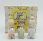 Precious Moments Wee Three Kings 1982 Nativity 3 1 2 Figures Expansion Set Of 3