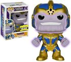 Guardians of the Galaxy Exclusive POP Thanos Bobble Head Vinyl Figure NEW Toys