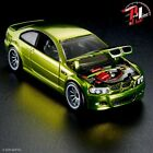 Hot Wheels 2021 RLC 2006 BMW M3 E46 Real Rider SPECTRAFLAME Yellow