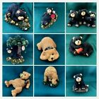 ASSORTED BOYDS BUBBA BEARSTONE COLLECTION BEARS -  YOU CHOOSE!
