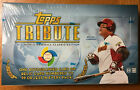 2013 Topps Tribute WBC Hobby Box Baseball Factory Sealed 6 HITS autos, relics