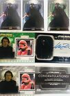 2021 Topps Star Wars Signature Series Trading Cards 29