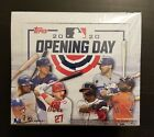 2020 Topps Baseball Opening Day Hobby Box Sealed