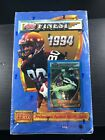 1994 Topps Finest Football Wax Hobby Box - Factory Sealed - Unopened
