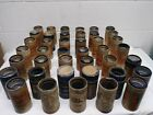 Lot of 41 Edison Blue Amberol Cylinder Phonograph Records Plus Others