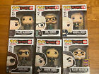 FUNKO POP MR ROBOT SET LOT ELLIOT ANGELA SDCC MASKED EX DARLENE WHITE ROSE