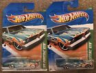 Hot Wheels 2011 SUPER TREASURE HUNT  Regular 64 Pontiac GTO w Real Riders