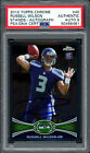 Russell Wilson Rookie Cards and Autographed Memorabilia Guide 56