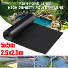164Ft Fish Pond Liner Membrane Garden Pool Outdoor Landscaping PVC Supplies