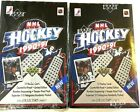 1990-91 UPPER DECK LOW NUMBER HOCKEY BOXES ( 2 BOX LOT )