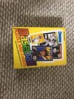 NEVER OPENED 1989 Donruss Baseball Puzzle And Cards Box 36 Sealed Wax Packs