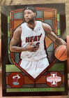 2013 14 Panini INNOVATION RARE Lebron James STAINED GLASS GREEN Mint NM Beauty
