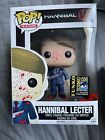Funko Pop! Television 146 Bloody Hannibal Lecter Rare Exclusive READ