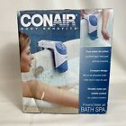 Conair Body Benefits Dual Water Jet Action Bath Spa Model BTS1D Therapeutic