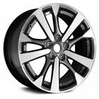 New 18 CNC Charcoal Replacement Wheel Rim for 2016 2017 2018 Nissan Altima