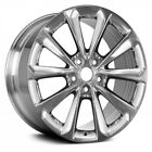 New 19 x 85 Polished Replacement Wheel Rim for 2013 2017 Cadillac XTS