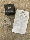 2015 Chicago Blackhawks Stanley Cup Home Ice Collector Cube 🏒 🔥 RARE! CEO Note