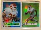 Priest Holmes Cards, Rookie Cards, Autographed Memorabilia Guide 10