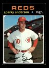 Top 10 Sparky Anderson Baseball Cards 20