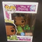 Funko Pop! Disney:✨✨Princess✨✨ Tiana and Naveen-Box Lunch Exclusive Glitter