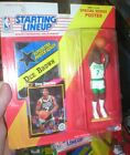 DEE BROWN  POSTER SERIES STARTING LINEUP BOSTON CELTICS, UNOPENED, FROM KENNER.