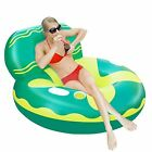 X XBEN Inflatable Pool Floats for Adults Kids Floating Chairs and Loungers for