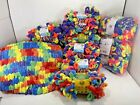 HUGE BUNDLE Lion Brand Off The Hook Magic Yarn Peace 9 NEW  Started Piece