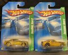 Hot Wheels 2008 SUPER TREASURE HUNT  REGULAR FORD MUSTANG GT 4 12 Gold Black
