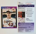 Curt Schilling Cards, Rookie Card and Autographed Memorabilia Guide 33