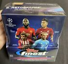 2018 19 TOPPS FINEST UEFA CHAMPIONS LEAGUE SOCCER SEALED NEW HOBBY BOX