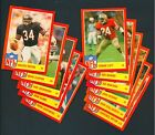 1985 Topps Football Cards 4