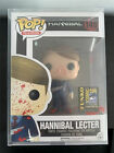 """Funko Pop!Hannibal Lecter #146 Bloody Rare 2014 Exclusive """"MINT"""" With Protector"""