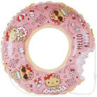 Sanrio Hello Kitty Floating Ring Donut 35in Beach Pool Pink Float