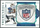 T.Y. Hilton Cards and Rookie Card Checklist 21