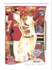 2014 Topps Opening Day Baseball Variations Guide 55