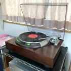 Denon DP 57L Record Player Direct Drive Turntable Used Good